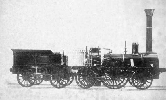 Originalfoto der Adler 1850