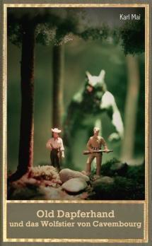 """Der Schriftsteller Karl Mai erschuf Karl Napf aus Dapfen ein literarisches Denkmal mit seinen Romanen """"Winnipou 1-3"""", die das Leben Napfs als """"Old Dapferhand"""" im Wilden Westen und als Kara Ben Napfi mit der Erzählung """"Im Reich des goldenen Tigers"""" seine Zeit in Persien nachzeichnen. Auch Napfs Abenteuer in Cavembourg wurde von Mai literarisch mit dem biografischen Roman """"Old Dapferhand und das Wolfstier von Cavembourg"""" bearbeitet. Grundlage für diesen Roman waren Napfs umfangreiche Tagebücher, die auch während seines Aufenthalts in Cavembourg entstanden sind und Karl Mai bei einer Auktion in London erwerben konnte. Diese Tagebuchaufzeichnungen inspirieren die Kunstwelt bis heute. Bran Stoker übernahm große Teile der Flucht Heinrichs I. sowie das Wolfsthema in seinen Roman """"Dracula"""" und George Lucas, ein großer Verehrer der Romanfiguren Karl Mais und Erfinder von """"Indiana Jones"""" und """"Star Wars"""", soll zu einem mittelbegabten Drehbuchschreiber geäußert haben: """"Mai´s words be with you"""" –ein Satz, der in seinen Filmen und bei seinen Fans in vielen Variationen Verbreitung fand ...."""