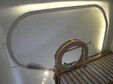 Skytrain von unten