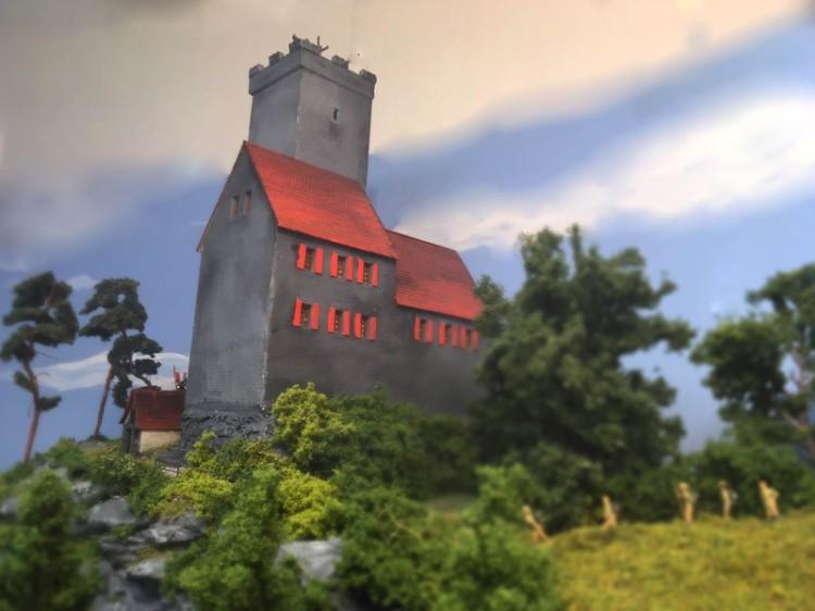 Neue Burg heute