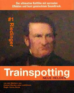 Filmplakat Trainspotting