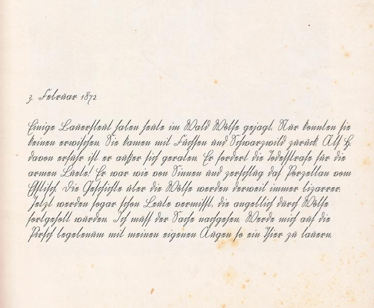 Tagebuch Seite 4