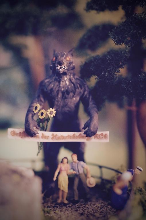 Das Wolfstier von Cavembourg